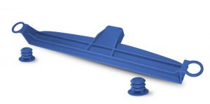 V050200 SLIM COVER-BLUE SET