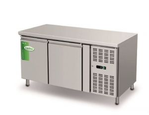 FBR2100TN - VENTILATED refrigerated pizza counter - Lt 282