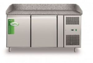 FBR2600TN - Refrigerated pizza counter - Lt 390 - Without display cabinet