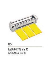 FSE005N - LASAGNETTE cutting mm12 for dough sheeter