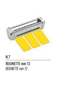 FSE007N  - REGINETTE mm12 cutting for dough sheeter