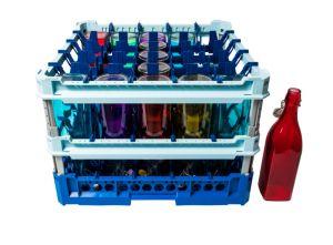 GEN-100137 Cesta speciale per il lavaggio di 25 bottiglie acqua 100cl