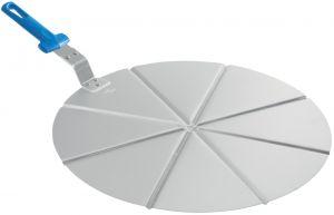 AC-PCPT50 Vassoio alluminio ø 50 cm 8 spicchi, manico non ricambiabile