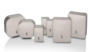 T105810 Distributore di carta asciugamani acciaio inox AISI 304 satinato 400 fogli