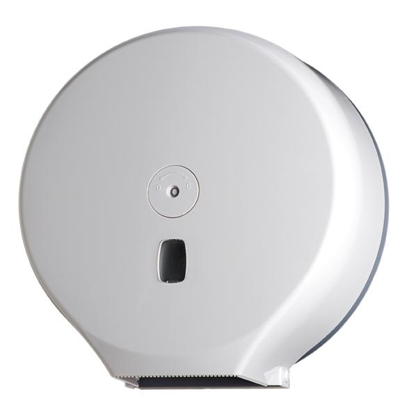 T104005 Toilet paper roll dispenser White ABS 400 m