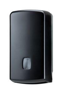 T104256 Distributore carta igienica interfogliata/rotolo ABS nero