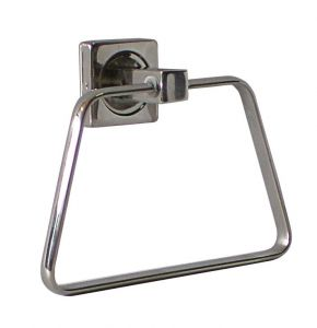 T105107 Towel Ring AISI 304 Polished stainless steel