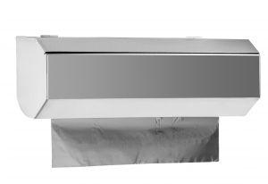 T105400 Mini dispenser di pellicola e alluminio acciaio inox AISI 304