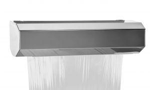 T105401 Dispenser murale di pellicola e alluminio in acciaio inox AISI 304 MAXI