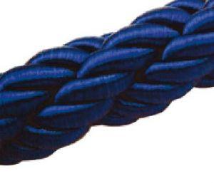 T106340 Cordone blu su misura 1 metro