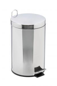 T106412 Pedal bin with galvanized steel inner bucket 12 liters (multiple 2 pcs)