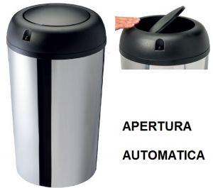 T109550 Automatic swing waste bin 50 liters
