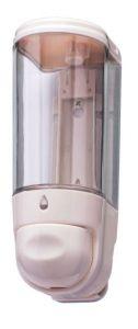 T110550 Mini distributore di sapone liquido bianco 0,3 litri