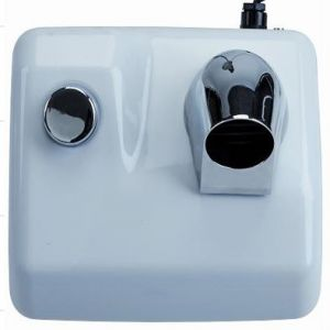 T7040780 Push button hand dryer