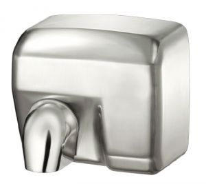 T704152 Automatic hand dryers brushed stainless steel AISI 304
