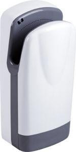 T704205 Asciugamani elettrico a fotocellula alte prestazioni ABS bianco filtro HEPA