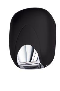 T704309 Asciugamani a fotocellula ad alte prestazioni ABS nero