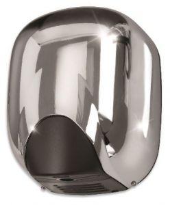 T704361 Asciugamani fotocellula alte prestazioni Alluminio cromato CONO senza resistenza