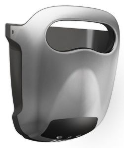 T704402 Grey ABS High-performance hand dryer