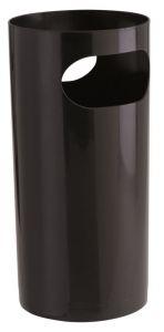 T710008 Portaombrelli in plastica nero