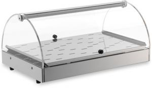 VET7010 - Vetrinetta riscaldata - 1 piano dim.  50X35X25