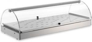 MI-7015 - Showcase heated - a floor dim. 80X35X25