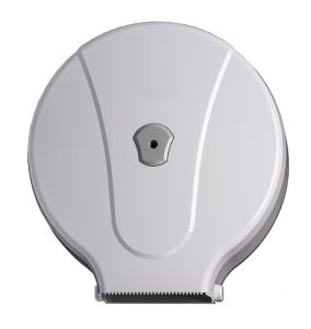 T908002 400 meters toilet paper roll dispenser white ABS
