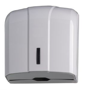 T908021 Towel paper dispenser 300 sheets universal C,Z,M, V-fold